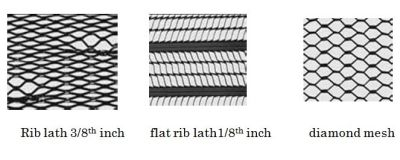 Various Metal Laths